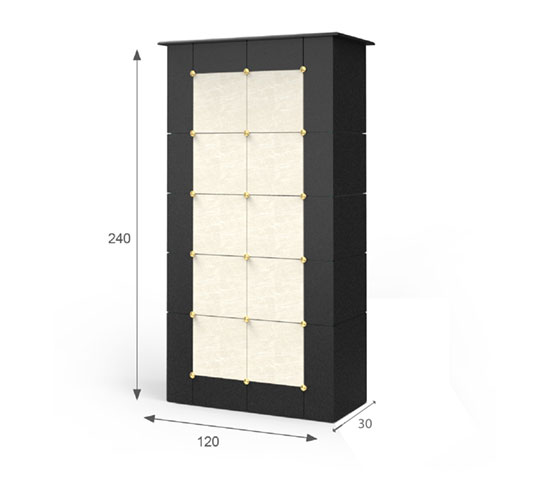 soliter-jednostranny-10buniek-40x40