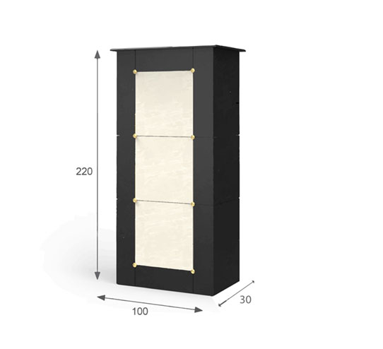 soliter-jednostranny-3bunky-40x40