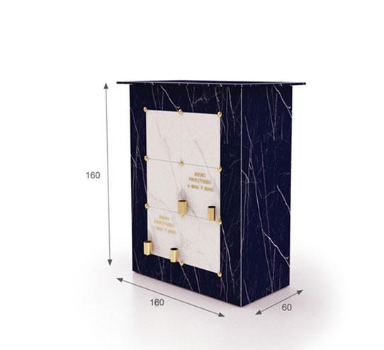 soliter-prefrabrikovany-dvojstranny-160x160x60